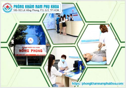 Phòngkhámnamphụkhoa Hồng Phong