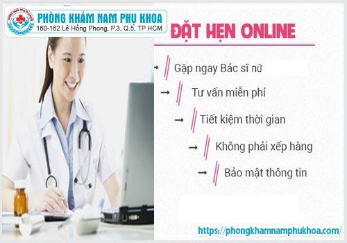 tu van phu khoa online