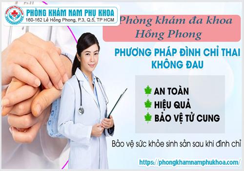 pha thai bang thuoc co an toan khong