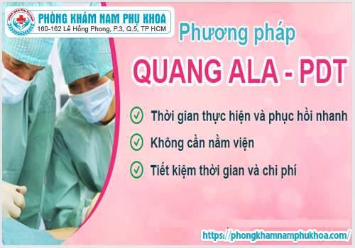 chi phi dieu tri bang phuong phap ala pdt