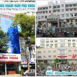 Địa Chỉ Các Bệnh Viện Phòng Khám Phụ Khoa Có Chuyên Môn Cao Tại HCM