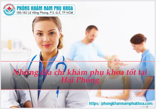 kham phu khoa tai hai phong