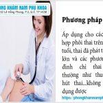Thai Bao Nhiêu Tuổi Có Thể Phá Thai Bằng Phương Pháp Kovax