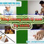 Tăng Cường Sinh Lý Nam Tự Nhiên Không Cần Dùng Thuốc
