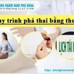 Sử Dụng Thuốc Phá Thai Như Thế Nào An Toàn Và Hiệu Quả