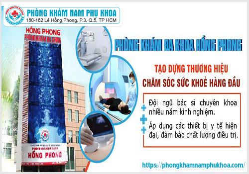 Địa chỉ chuyên sản phụ khoauy tín tại TPHCM