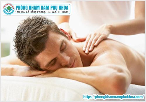 Nguycơ đi massage bị sùi mào gà rất cao