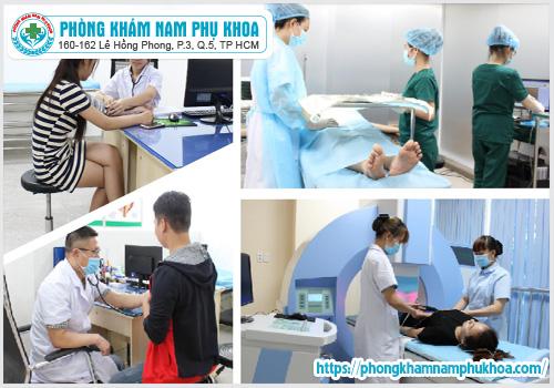 Phươngphápđiều trị bệnh gan tại phòng khám HồngPhong