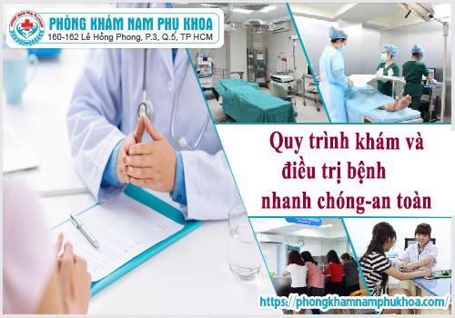Khámbệnh xã hội nhanh chóng tại phòng khám HồngPhong