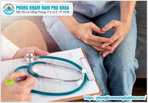 Ngoài từ dũ dũ nên điều trị viêm cổ tử cung ở đâu tại tphcm