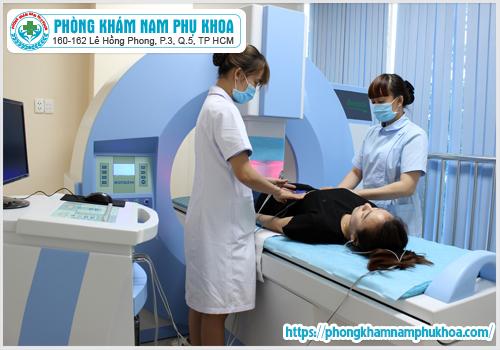 Chất lượng phòng khám bệnh gan hồng phong