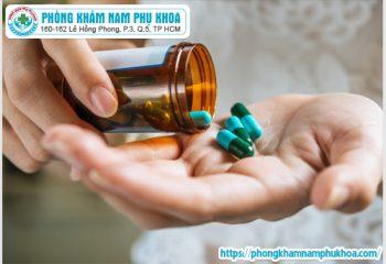Uống thuốc tây nhiều có ảnh hưởng đến kinh nguyệt không