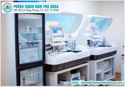 Hệ thống thiết bịxét nghiệm HIV