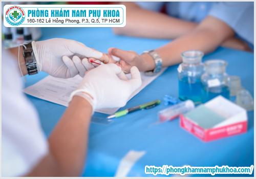 Phòng khám đa khoa Hồng Phong quận 5 - Địa chỉ xét nghiệm HIV tại TPHCM có hỗ trợ ngoài giờ