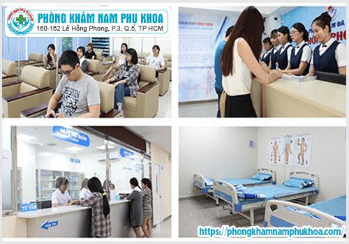 Phòng khám đa khoa Hồng Phong quận 5 - Địa chỉ xét nghiệm sùi mào gà đáng tin cậy ở TPHCM