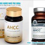 Thuốc AHCC Trị Sùi Mào Gà Như Thế Nào