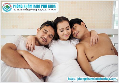 Quan hệ với nhiều bạn tình rất dễ bị nhiễm virus HPV sùi mào gà