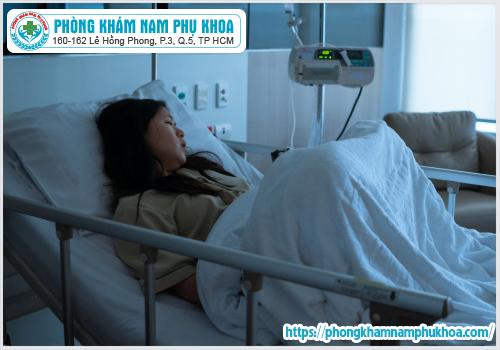 Những mối nguy hiểm mà chị em có thể gặp phải khi phá thai bằng cao ích mẫu