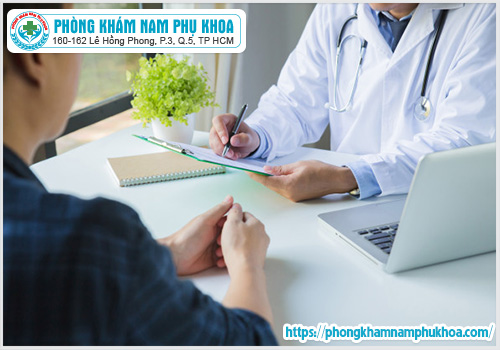 Phòng khám nam khoa Hồng Phong - Địa chỉ khám nam khoa hàng đầu tại TPHCM