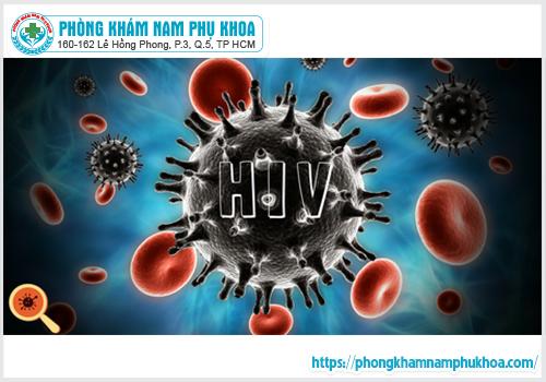 Hình ảnh virus HIV