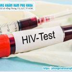 Địa Chỉ Xét Nghiệm HIV Ở Quận 5