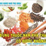 Tự Phá Thai Bằng Thuốc Nam Liệu Có An Toàn Không